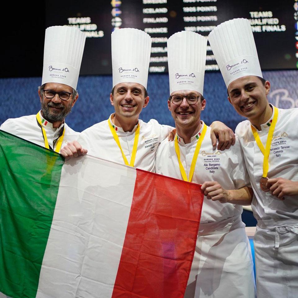 Finale Europea Italia